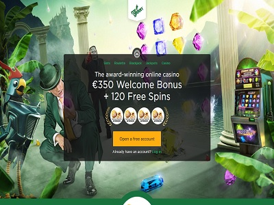 Mr green casino videoslots