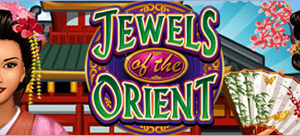 Jewels of the Orient video slot