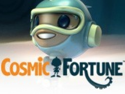Cosmic Fortune jackpot slot